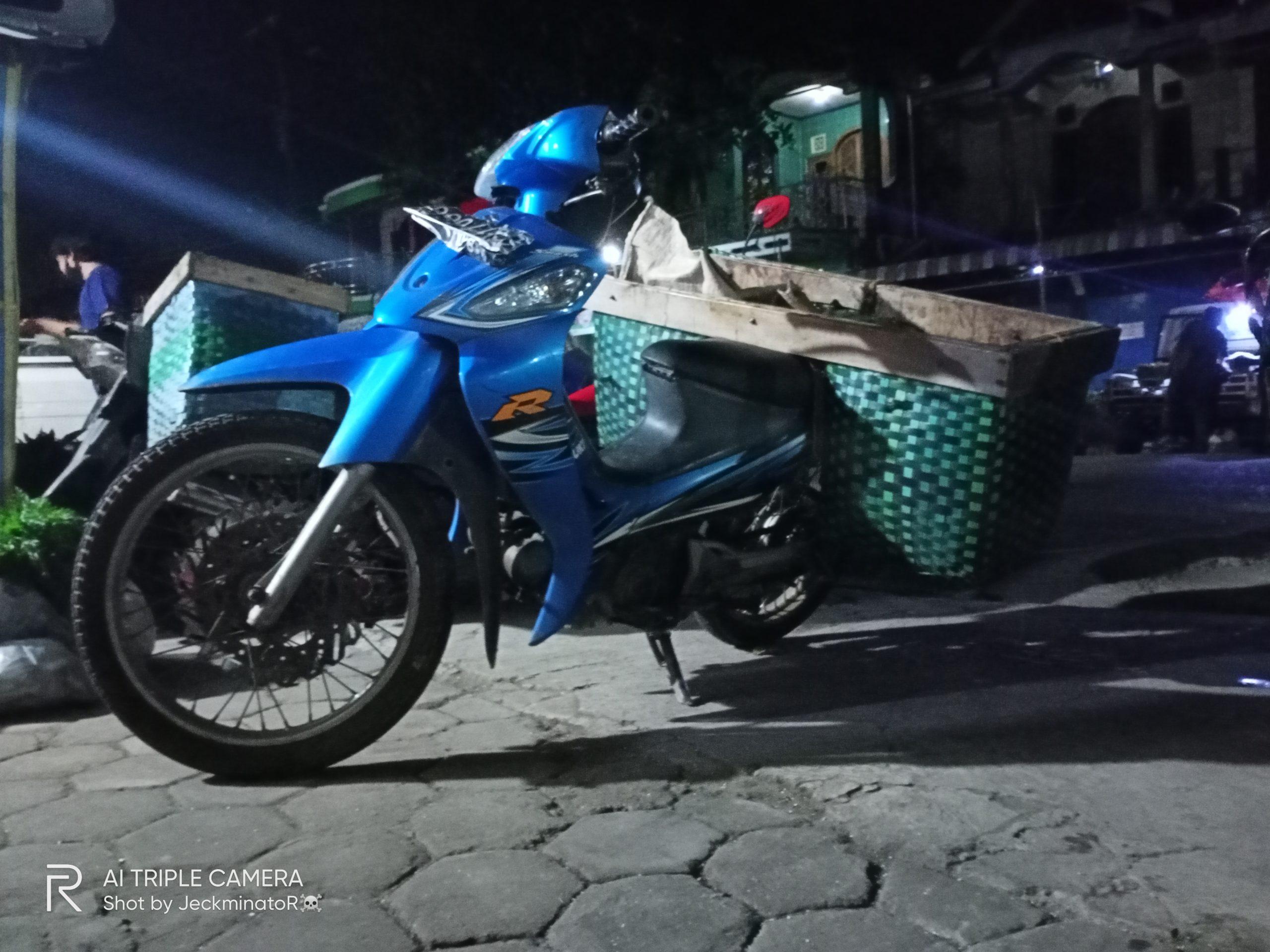 Sisa kejayaan Suzuki