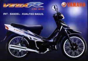 Sejarah Yamaha Vega R
